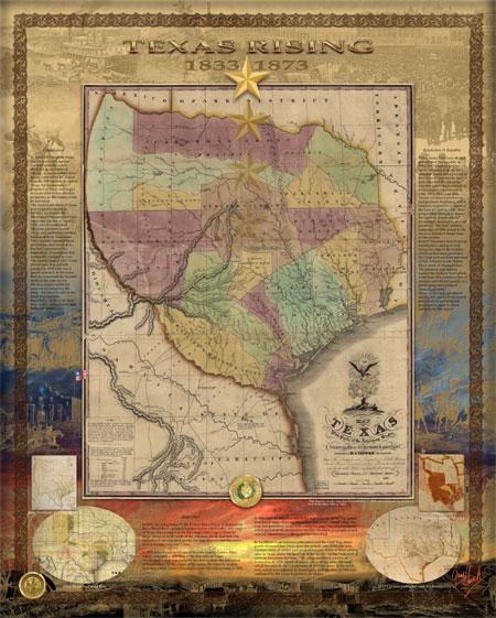 TexasRising24x30